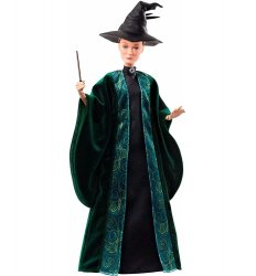 Кукла фигурка Harry Potter - Minerva Mcgonagall Doll - Минерва Макгонагалл Mattel