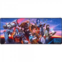 Коврик игровая поверхность Blizzard 2019 Blizzcon Exclusive Gaming Desk Mat (91*38 cm)