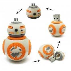 Флешка дроид BB-8 Star Wars 16 GB