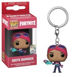 Брелок - Fortnite Funko Pop фанко Фортнайт - Brite Bomber