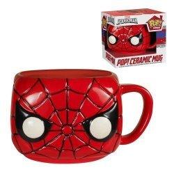 Чашка Spider-Man Pop! Home 12 oz. Mug