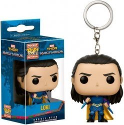 "Брелок Funko Marvel - Loki POP Keychain ""Тор: Рагнарок"" - ЛОКИ"