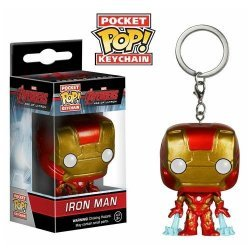 Брелок Avengers Age of Ultron Iron Man Pocket Pop! Vinyl