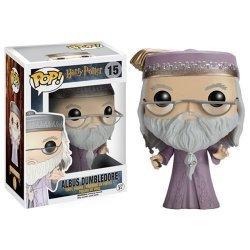 Фигурка Funko Pop! Harry Potter - Dumbledore with Wand