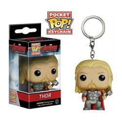 Брелок Avengers Age of Ultron Thor Pocket Pop! Vinyl