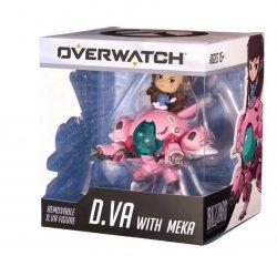 Мини фигурка Cute But Deadly - D.Va and MEKA Figure
