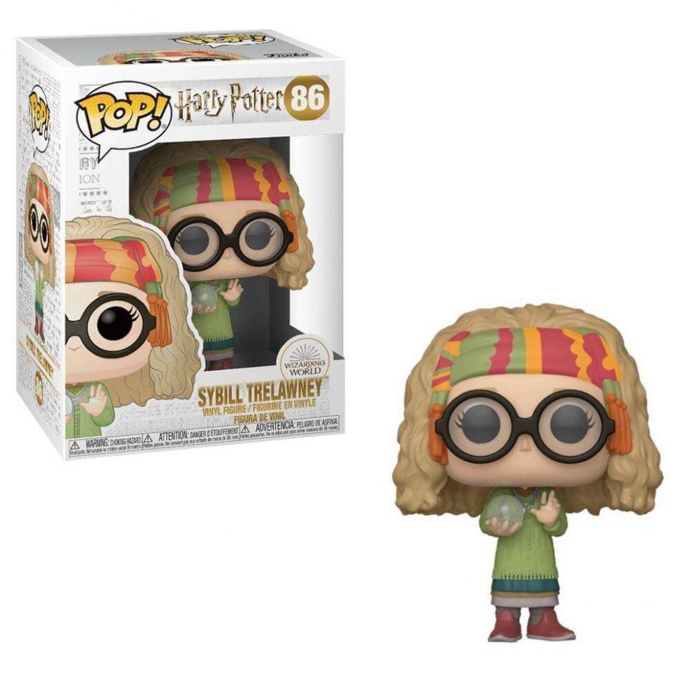 Фигурка Funko Pop! Movies: Harry Potter - Professor Sybill Trelawney