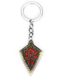 Брелок - Horde Орда World of Warcraft Metal Bronze