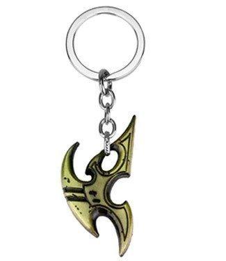 Брелок StarCraft II Protoss Logo Bronze