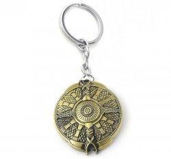 Брелок God Of War Key Chain - Kratos Shield