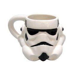 Чашка Star Wars Stormtrooper Sculpted Ceramic Mug 18 oz.