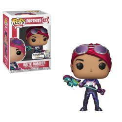 Фигурка Funko Pop! Fortnite фанко Фортнайт - Brite Bomber (Metallic) Amazon Exclusive