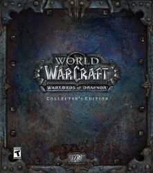 World of Warcraft: Warlords of Draenor collectors edition Коллекционное издание