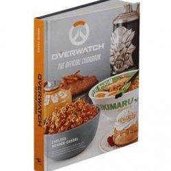 Книга Overwatch: The Official Cookbook (Твёрдый переплёт) (Eng)