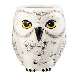 Чашка Harry Potter Hedwig Owl Shaped Mug Букля сова