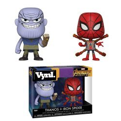 Фигурка Funko Vynl Marvel: Avengers Infinity War - Thanos and Iron Spider