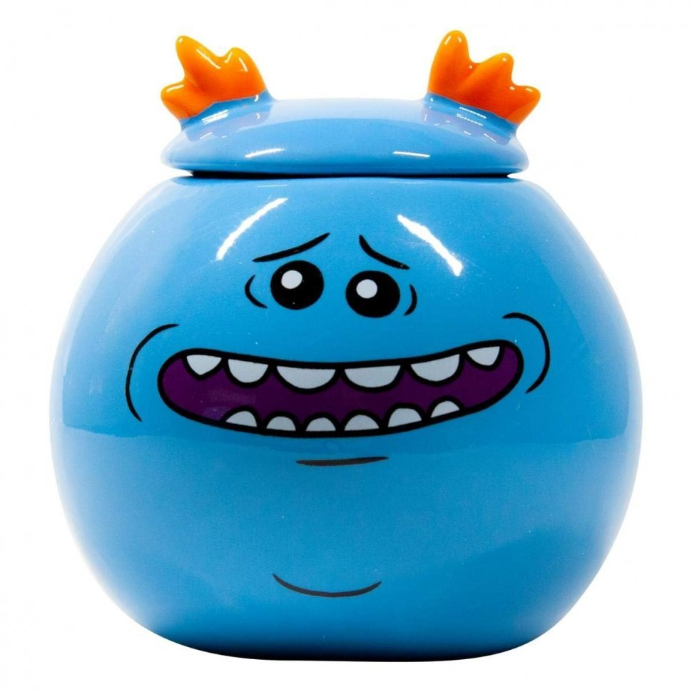 Чашка Rick and Morty Mr. Meeseeks Mini Mug