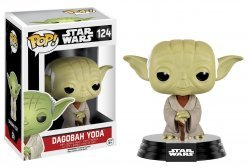 Фигурка Funko Pop! Star Wars - Dagobah Yoda