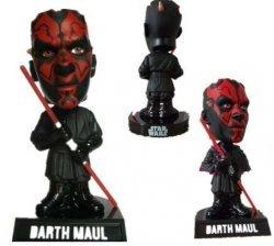 Фигурка Star Wars - DARTH MAUL Bobble Head Figure