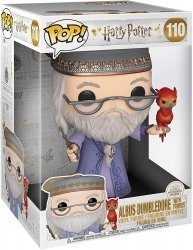 "Фигурка Funko Pop Harry Potter: Dumbledore with Fawkes 10"" Фанко Дамблдор"