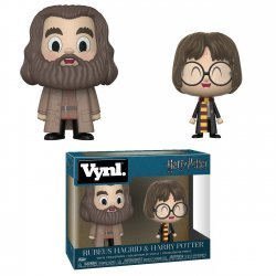 Фигурка Funko Vynl Harry Potter: Rubeus Hagrid and Harry