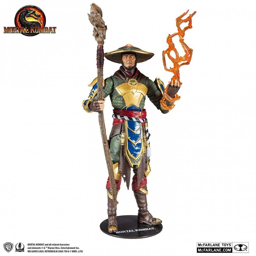 Фигурка Mortal Kombat McFarlane Toys - Raiden Action Figure