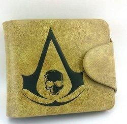 Кошелёк - Assassin's Creed Wallet  №1