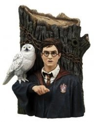 Фигурка NECA Harry Potter Bookends Harry and Hedwig