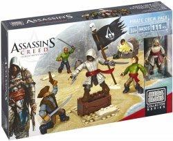 Конструктор Mega Bloks Assassins Creed - Pirate Crew Pack