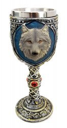 Кубок Game of Thrones Wine Goblet - North Wolf