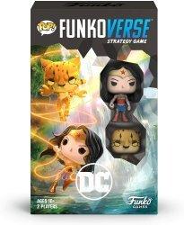 Настольная игра DC Funkoverse Funko Pop Strategy Game DC #102 2-Pack