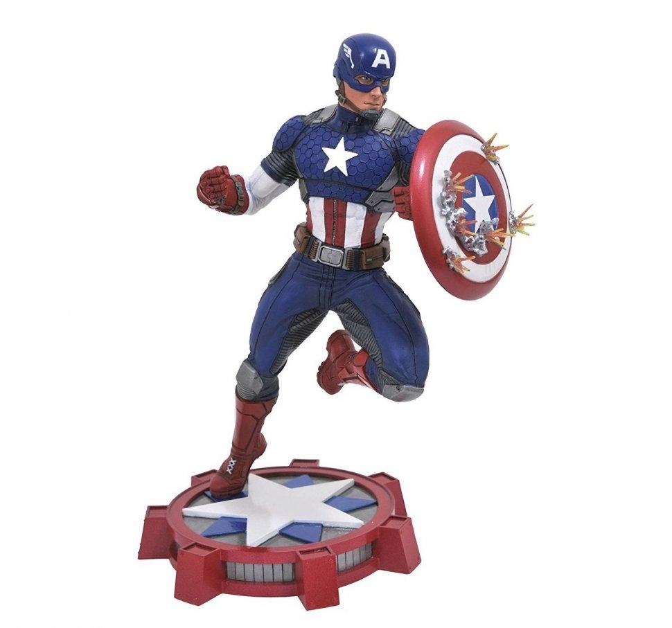 Фигурка Diamond Select Toys Marvel Gallery: Captain America