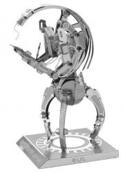 Metal Earth 3D Model Kits Star Wars  Droid