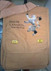 Сумка Game of Thrones Lannister Messenger Bag №2