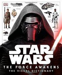 Книга Star Wars - The Force Awakens The Visual Dictionary (Твёрдый переплёт) Eng