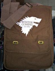 Сумка Game of Thrones Stark Messenger Bag №2
