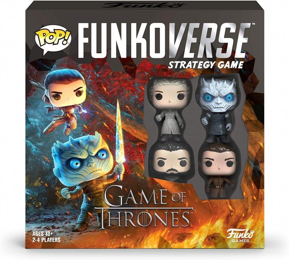 Настольная игра Game of Thrones Funkoverse Funko Pop Strategy Game #100 Base Set