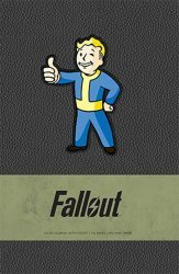 Блокнот Fallout Journal - Ruled (Hardcover)