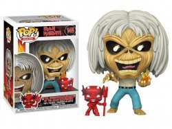 Фигурка Funko Pop Rocks: Iron Maiden - The number of The Beast EDDIE фанко