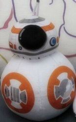 Мягкая игрушка Star Wars - BB-8 Plush №2