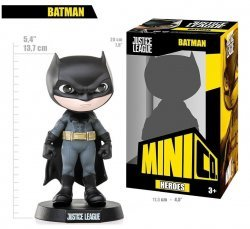 Фигурка DC Batman Mini Co Hero Series Figure Бэтмен