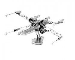 Metal Earth 3D Model Kits Star Wars  X-Wing