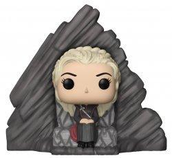 Фигурка Funko Pop Rides: Game of Thrones - Daenerys on Dragonstone Throne