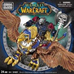 Mega Bloks World of Warcraft:  Swift Gryphon Set