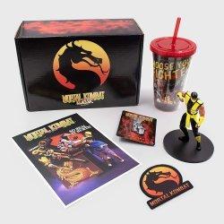 Коллекционный бокс Mortal Kombat Collectors Gift Box - 5 Exclusive Items