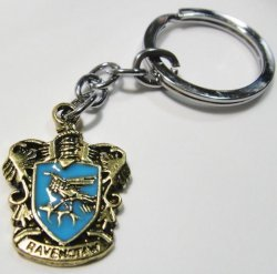 Брелок Harry Potter Ravenclaw Metal KeyChain