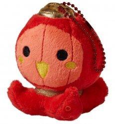 Мягкая игрушка - Overwatch Mini Pachimari Plush Hangers - Pachilantern