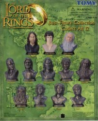 Бюст Figures Busts LORD OF THE RINGS Frodo (цвет.)