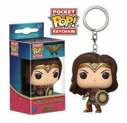 Брелок Funko POP Keychain: DC - Wonder Woman