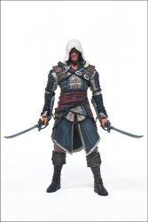 Фигурка Assassin's Creed 4 Black Flag - Edward Kenway Figure